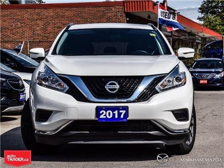 2017 Nissan Murano S (Stk: D5200008A) in Markham - Image 2 of 28