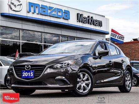 2015 Mazda Mazda3 Sport GX (Stk: D5190763A) in Markham - Image 1 of 25