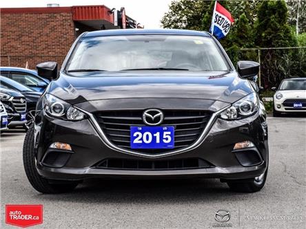 2015 Mazda Mazda3 Sport GX (Stk: D5190763A) in Markham - Image 2 of 25