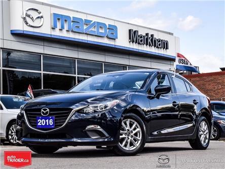 2016 Mazda Mazda3 GS (Stk: P1912) in Markham - Image 1 of 25
