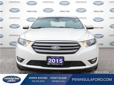 2015 Ford Taurus SEL (Stk: 1759A) in Owen Sound - Image 2 of 27