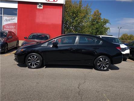 2015 Honda Civic EX (Stk: 58345A) in Scarborough - Image 2 of 23