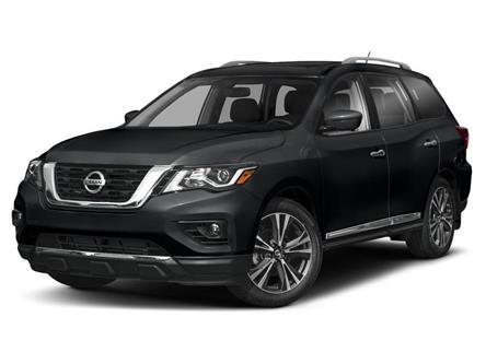2019 Nissan Pathfinder Platinum (Stk: N19717) in Hamilton - Image 1 of 9