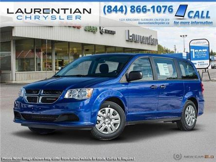 2019 Dodge Grand Caravan 29E Canada Value Package (Stk: 19564) in Sudbury - Image 1 of 23