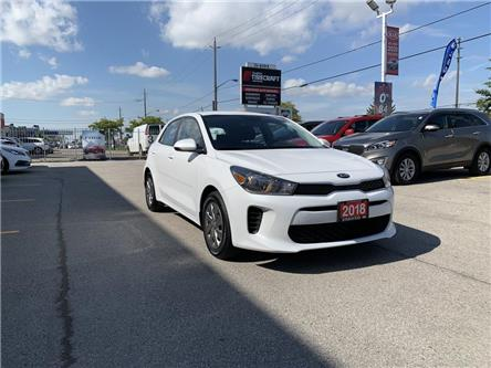 2018 Kia Rio5  (Stk: U378) in North York - Image 2 of 21