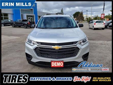 2019 Chevrolet Traverse LS (Stk: KJ231828) in Mississauga - Image 2 of 17