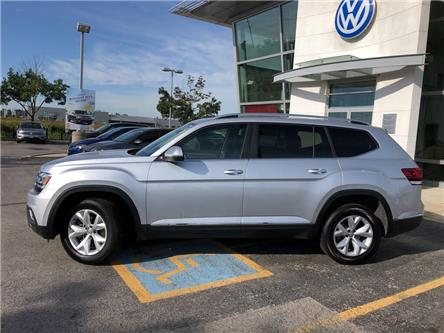 2019 Volkswagen Atlas 3.6 FSI Highline (Stk: 6028V) in Oakville - Image 2 of 19