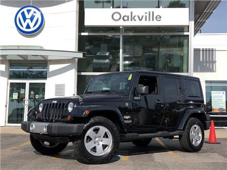 2011 Jeep Wrangler Unlimited Sahara (Stk: 6032V) in Oakville - Image 1 of 17