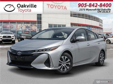 2020 Toyota Prius Prime Base (Stk: 20258) in Oakville - Image 1 of 23