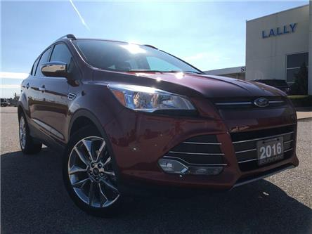 2016 Ford Escape SE (Stk: S10415) in Leamington - Image 1 of 23
