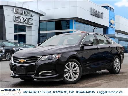 2019 Chevrolet Impala 1LT (Stk: T11631) in Etobicoke - Image 1 of 20
