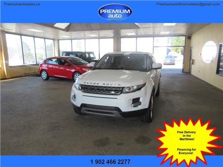 2013 Land Rover Range Rover Evoque Pure (Stk: 800727) in Dartmouth - Image 1 of 23