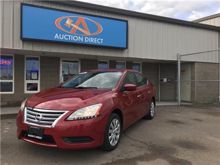 2014 Nissan Sentra 1.8 S (Stk: 14-650322) in Moncton - Image 1 of 15