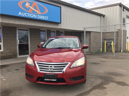 2014 Nissan Sentra 1.8 S (Stk: 14-650322) in Moncton - Image 2 of 15