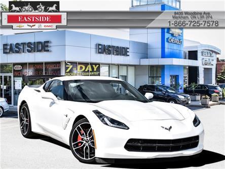 2016 Chevrolet Corvette Stingray Z51 (Stk: 124841B) in Markham - Image 1 of 30
