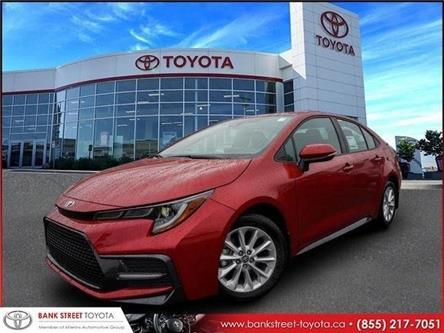 2020 Toyota Corolla SE (Stk: 27238) in Ottawa - Image 1 of 24