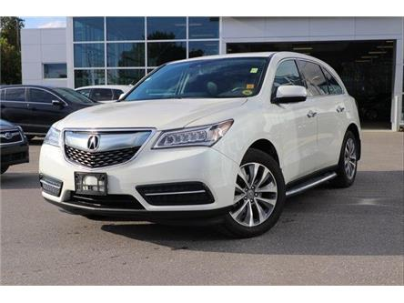 2016 Acura MDX Technology Package (Stk: P1565) in Ottawa - Image 1 of 27