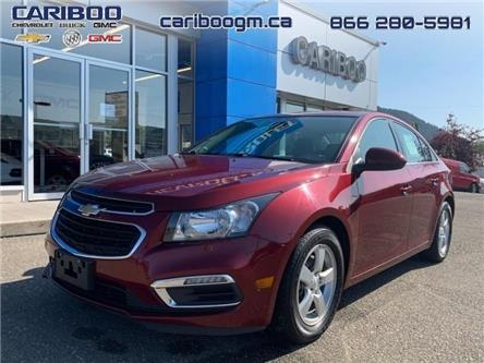 2015 Chevrolet Cruze LT Turbo (Stk: 6683) in Williams Lake - Image 1 of 36