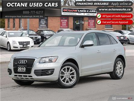 2010 Audi Q5 3.2 Premium (Stk: ) in Scarborough - Image 1 of 29