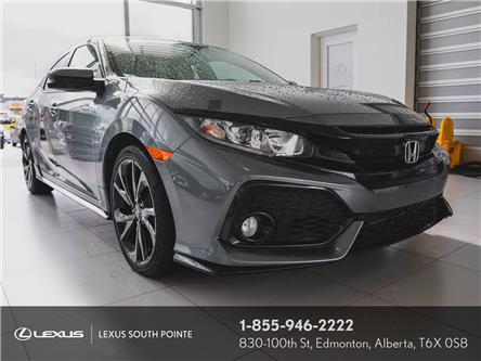 2017 Honda Civic Sport (Stk: L900613A) in Edmonton - Image 1 of 21