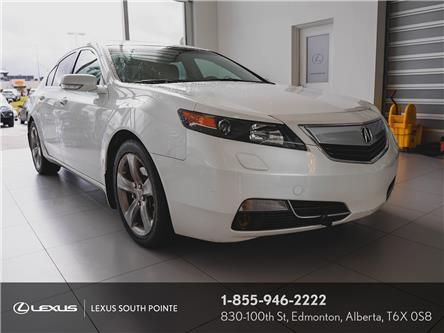 2014 Acura TL Base (Stk: L900711A) in Edmonton - Image 1 of 27