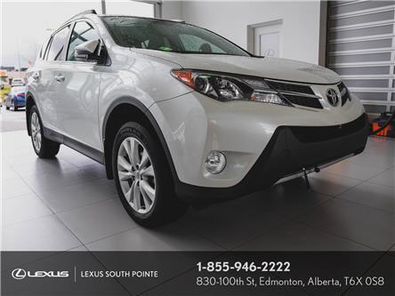 2015 Toyota RAV4 Limited (Stk: L900775A) in Edmonton - Image 1 of 27