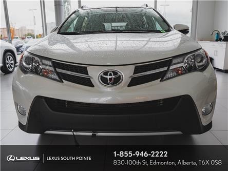 2015 Toyota RAV4 Limited (Stk: L900775A) in Edmonton - Image 2 of 27