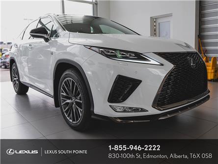 2020 Lexus RX 350 Base (Stk: LL00090) in Edmonton - Image 1 of 28