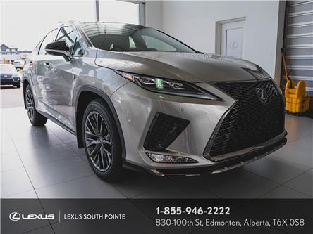 2020 Lexus RX 350 Base (Stk: LL00099) in Edmonton - Image 1 of 28