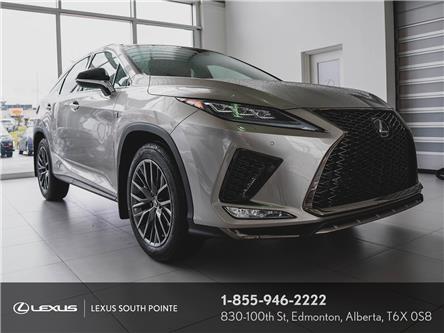 2020 Lexus RX 350 Base (Stk: LL00100) in Edmonton - Image 1 of 29