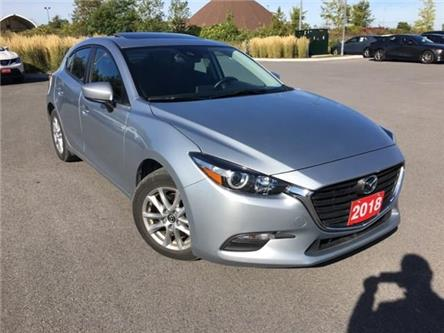 2018 Mazda Mazda3 Sport GS (Stk: MX1100) in Ottawa - Image 1 of 20