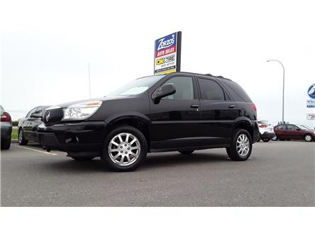 2006 Buick Rendezvous CX Plus (Stk: P550) in Brandon - Image 1 of 18