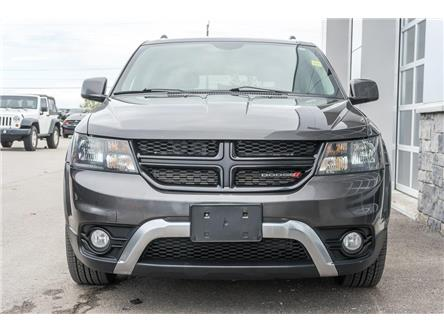 2016 Dodge Journey Crossroad (Stk: 10594U) in Innisfil - Image 2 of 15