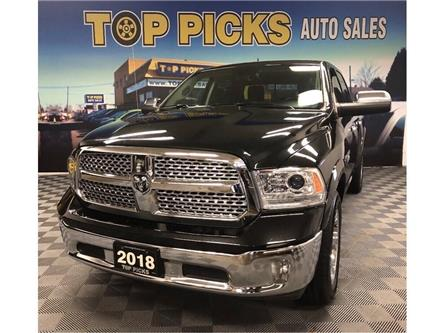 2018 RAM 1500 Laramie (Stk: 291176) in NORTH BAY - Image 1 of 29