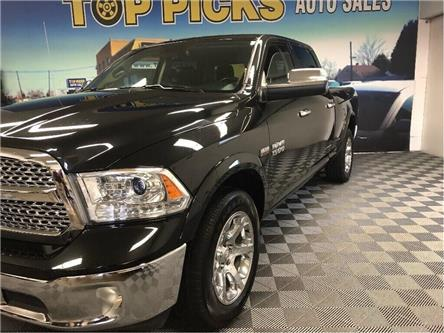 2018 RAM 1500 Laramie (Stk: 291176) in NORTH BAY - Image 2 of 29