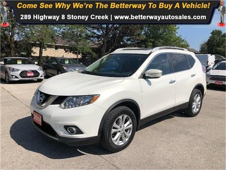 2014 Nissan Rogue SV, AWD, PANOROOF, HEATEDSEATS (Stk: 5512) in Stoney Creek - Image 1 of 23