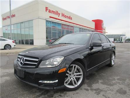 2014 Mercedes-Benz C-Class C300 4MATIC | LEATHER | NAVIGATION (Stk: 223562T) in Brampton - Image 1 of 26