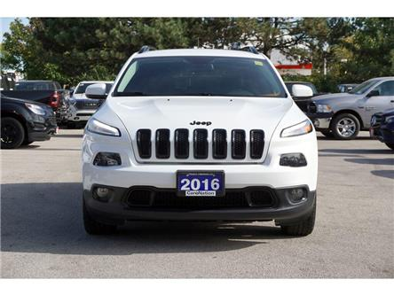 2016 Jeep Cherokee NORTH| ALTITUDE PKG| NAV| REAR CAM| REMOTE START (Stk: K599A) in Burlington - Image 2 of 49