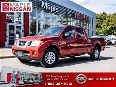 2017 Nissan Frontier SV 4X4-bed Liner,Alloys,Low Mileage! (Stk: UM1655) in Maple - Image 1 of 24