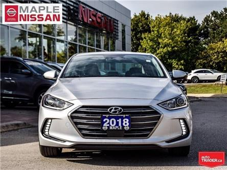 2018 Hyundai Elantra Limited-Navi,Leather,Roof,Alloys,Clean Carfax! (Stk: UM1624) in Maple - Image 2 of 24