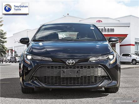2019 Toyota Corolla Hatchback Base (Stk: U9166) in Ottawa - Image 2 of 29