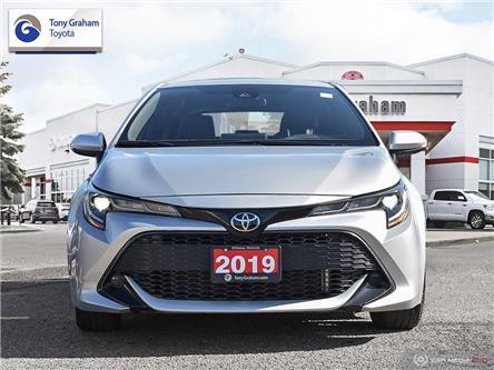 2019 Toyota Corolla Hatchback Base (Stk: U9186) in Ottawa - Image 2 of 29