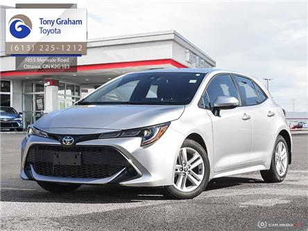 2019 Toyota Corolla Hatchback Base (Stk: U9172) in Ottawa - Image 1 of 29