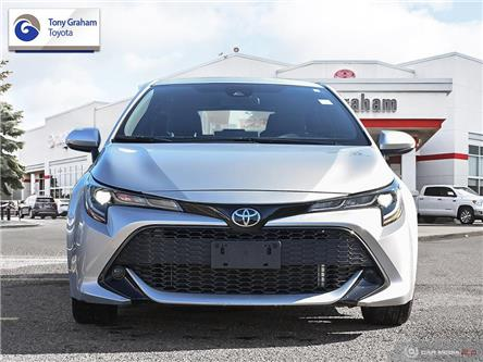 2019 Toyota Corolla Hatchback Base (Stk: U9172) in Ottawa - Image 2 of 29