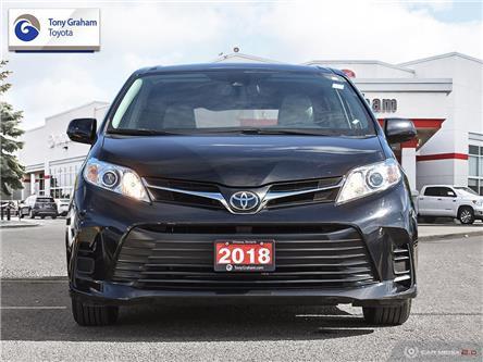 2018 Toyota Sienna 7-Passenger (Stk: U9168) in Ottawa - Image 2 of 28