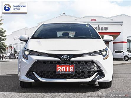 2019 Toyota Corolla Hatchback Base (Stk: U9182) in Ottawa - Image 2 of 29