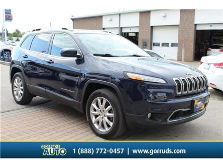 2016 Jeep Cherokee Limited (Stk: 130243) in Milton - Image 1 of 16