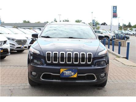 2016 Jeep Cherokee Limited (Stk: 130243) in Milton - Image 2 of 16