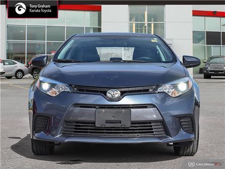 2016 Toyota Corolla LE (Stk: M2717) in Ottawa - Image 2 of 28