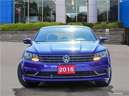 2016 Volkswagen Passat 1.8 TSI Trendline+ (Stk: 2956936A) in Toronto - Image 2 of 27